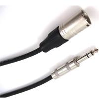 ron hackett music taylor es1 fixbalanced instrument cable trs xlr